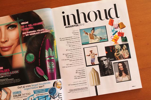linda magazine inhoud