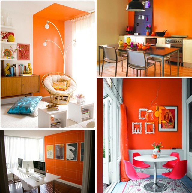 oranje-muren-kleurenpsychologie