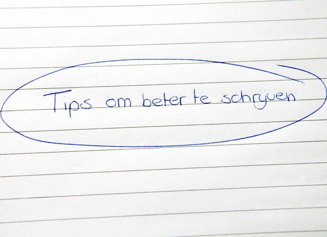 tips-om-beter-te-schrijven