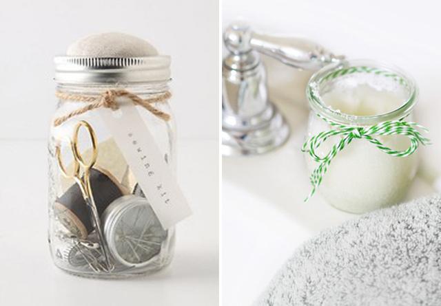 Diy 10 zelfgemaakte cadeautjes in een pot for Een doosje vol geluk waar te koop