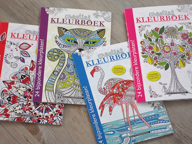 Budget Kleurboeken Voor Volwassenen 1 Lisanne Leeft