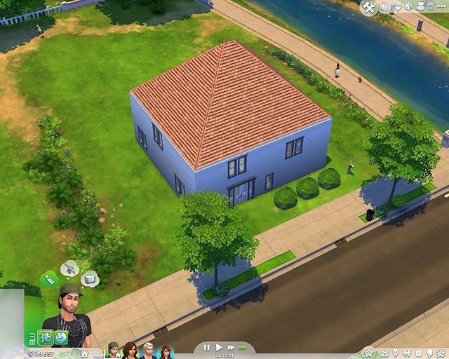 Sims 4 review eerste indruk voor en nadelen for Inspiratie huizen