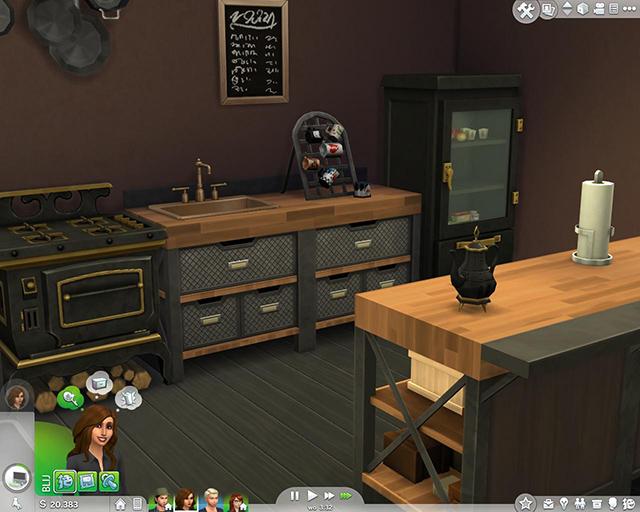 Sims 4 review eerste indruk voor en nadelen lisanne leeft - Scherm huis ...