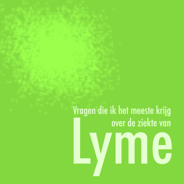 Citaten Ziekte Quervain : Vragen die me het meest gesteld worden over lyme