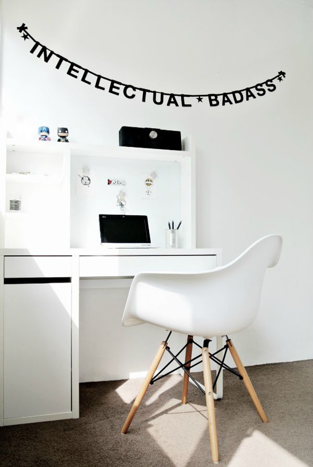 letterslinger inspiratie! | lisanne leeft, Deco ideeën