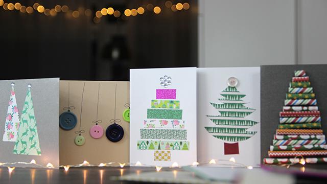 zelf-kerstkaarten-maken-diy