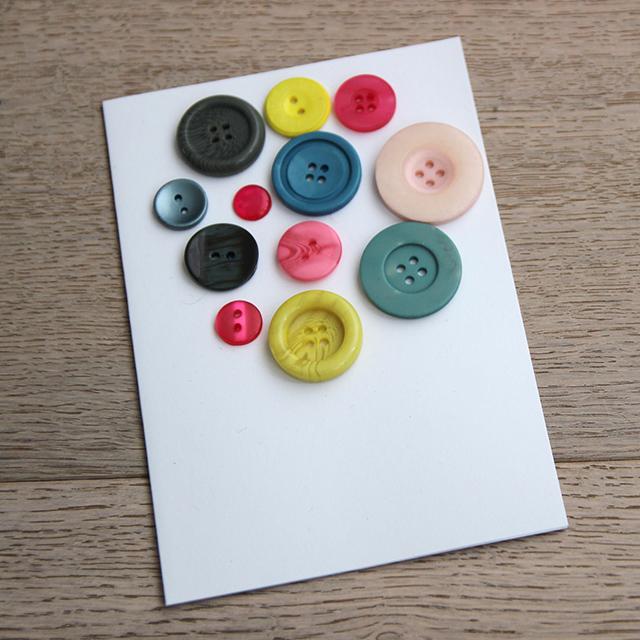 Extreem Kaarten maken met knopen - DIY | Lisanne Leeft #VX47