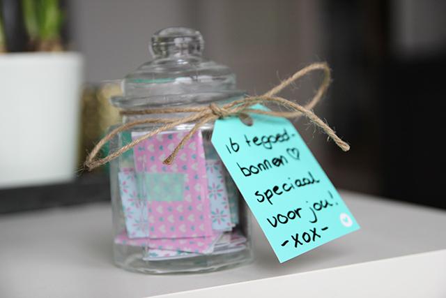 Goede Zelf cadeaubonnen maken - 4 DIY manieren! | Lisanne Leeft GP-58