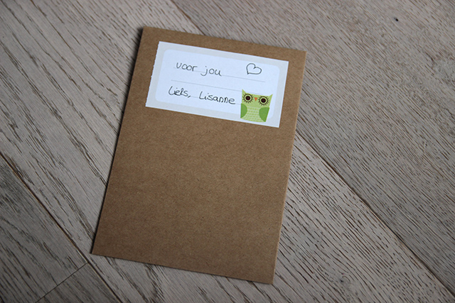 Uitzonderlijk Zelf cadeaubonnen maken - 4 DIY manieren! | Lisanne Leeft @ZO59