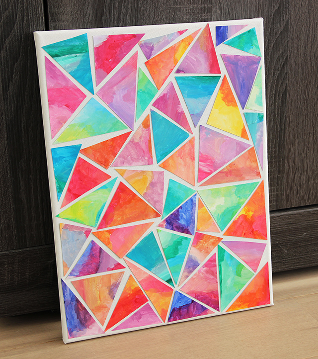 New Mozaiek schilderij maken! | Lisanne Leeft @PY66