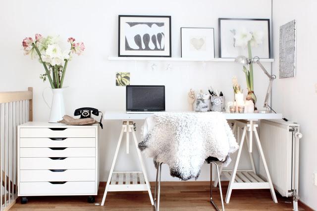 zelf een bureau maken lisanne leeft. Black Bedroom Furniture Sets. Home Design Ideas