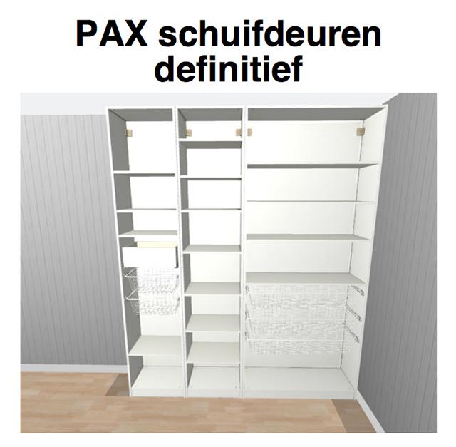 Ikea Kastindeling Pax