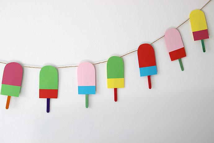 Bedwelming Zelf een ijsjesslinger maken | Lisanne Leeft @OP15