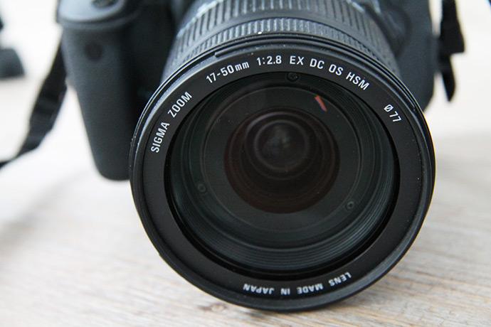 sigma-lens