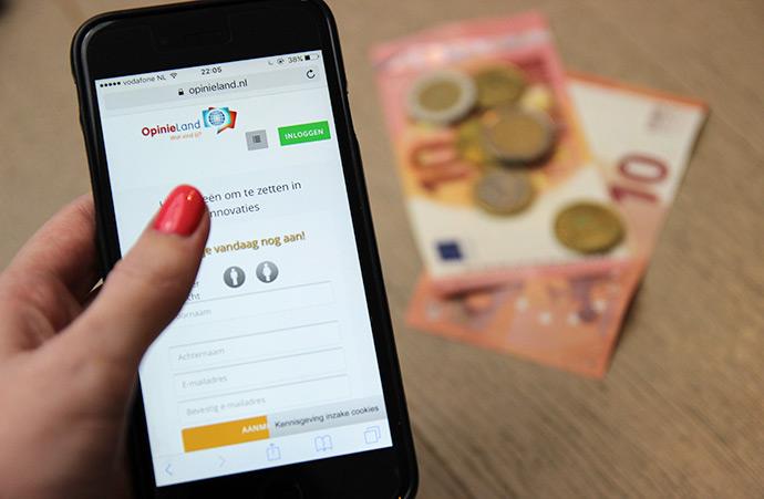 Vijf manieren om via internet extra geld te verdienen
