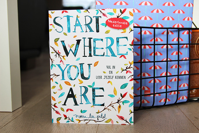 start-where-you-are-zelfhulpboek