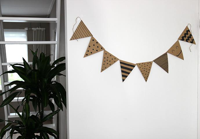 Beroemd DIY vlaggenlijn (+win je eigen DIY setje!) | Lisanne Leeft @GJ39