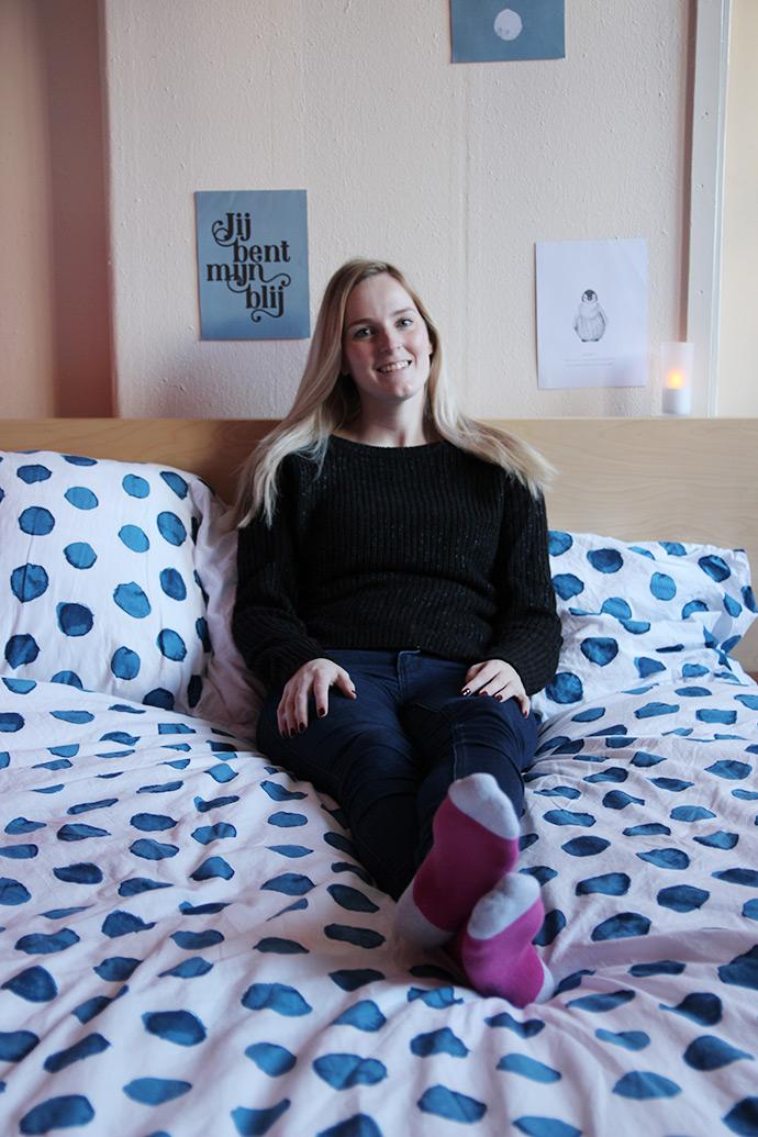 Emma Matras - ervaring en kamer make-over! | Lisanne Leeft