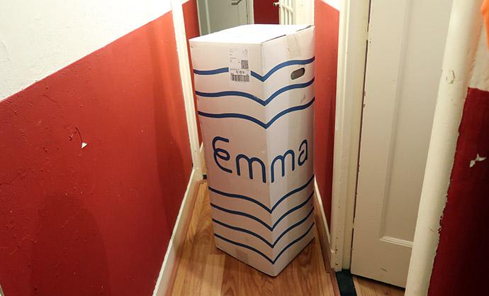 Emma matras ervaring en kamer make over! lisanne leeft